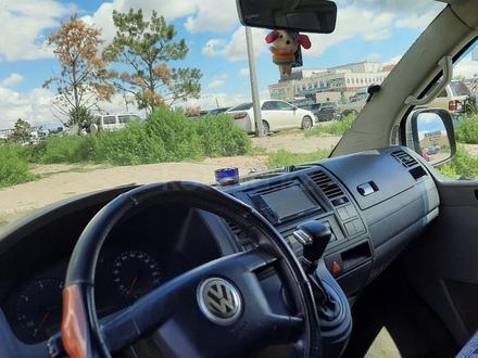 Volkswagen Caravelle 2005 года за 5 650 000 тг. в Нур-Султан (Астана) – фото 6