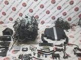 Двигатель + акпп M112.955 Mercedes CLK W209 2002-2009 3, 2 за 597 824 тг. в Владивосток