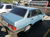 ВАЗ (Lada) 21099 (седан) 2003 года за 1 350 000 тг. в Алматы