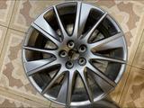 Оригинальные диски Toyota Highlander. за 270 000 тг. в Шымкент – фото 2