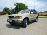BMW X5 2001 года за 3 900 000 тг. в Алматы
