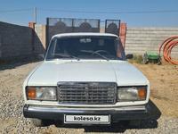 ВАЗ (Lada) 2107 2007 года за 890 000 тг. в Шымкент