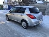 Nissan Tiida 2005 года за 1 550 000 тг. в Уральск – фото 4