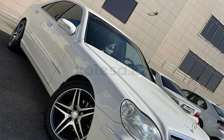 Mercedes-Benz S 350 2005 года за 4 800 000 тг. в Кокшетау