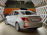 Hyundai Accent 2015 года за 4 400 000 тг. в Нур-Султан (Астана) – фото 2