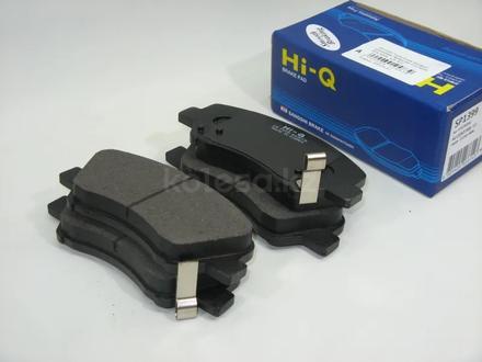 HI-Q Колодки тормозные дисковые, задние за 6 930 тг. в Алматы