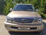 Lexus LX 470 2000 года за 6 500 000 тг. в Усть-Каменогорск – фото 2