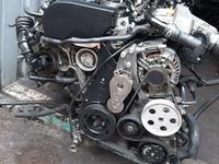 Двигатель Audi A4 1.8 BFB Турбо за 250 000 тг. в Алматы