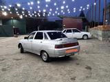 ВАЗ (Lada) 2110 (седан) 2002 года за 350 000 тг. в Тараз