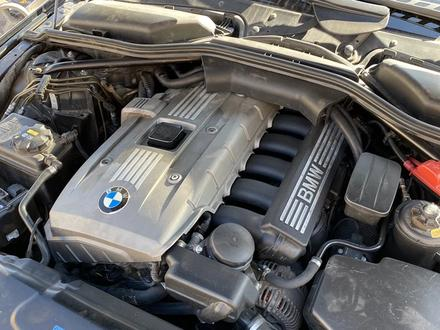 Двигатель n52b30, bmw e60 дорест за 250 000 тг. в Нур-Султан (Астана)