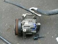 Компрессор кондиционера Pajero IO 1.8 за 111 111 тг. в Алматы