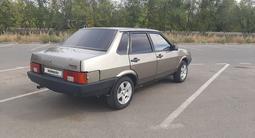 ВАЗ (Lada) 21099 (седан) 2001 года за 500 000 тг. в Уральск – фото 4