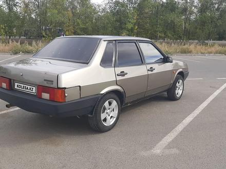 ВАЗ (Lada) 21099 (седан) 2001 года за 500 000 тг. в Уральск – фото 7