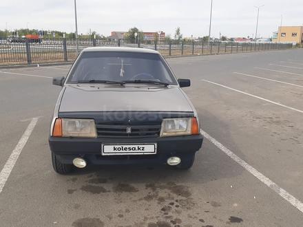 ВАЗ (Lada) 21099 (седан) 2001 года за 500 000 тг. в Уральск – фото 8