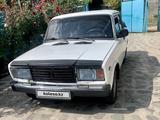 ВАЗ (Lada) 2107 2005 года за 950 000 тг. в Турара Рыскулова – фото 2