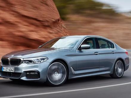 Стёкла фар BMW 5 Series g30/g31 (2016 — 2019.) за 52 000 тг. в Алматы – фото 2