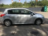 Nissan Tiida 2011 года за 3 900 000 тг. в Алматы – фото 2