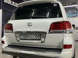 Комплект рестайлинга для Lexus LX570 07-11 под 12-15 г. В… за 750 000 тг. в Алматы – фото 3