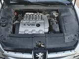 Peugeot 607 2001 года за 1 350 000 тг. в Павлодар – фото 4
