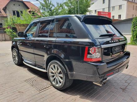 Land Rover Range Rover Sport 2013 года за 11 000 000 тг. в Алматы – фото 5