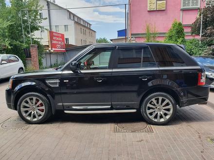 Land Rover Range Rover Sport 2013 года за 11 000 000 тг. в Алматы – фото 6