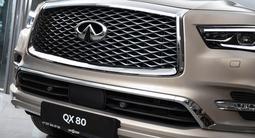 Infiniti QX80 Luxe 2021 года за 37 990 000 тг. в Уральск – фото 4