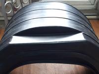 Брызговик задний пластиковый круглый, квадратный Газель к/т 2шт за 6 500 тг. в Алматы