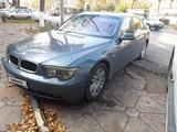 BMW 735 2001 года за 2 700 000 тг. в Шымкент