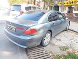 BMW 735 2001 года за 2 700 000 тг. в Шымкент – фото 4