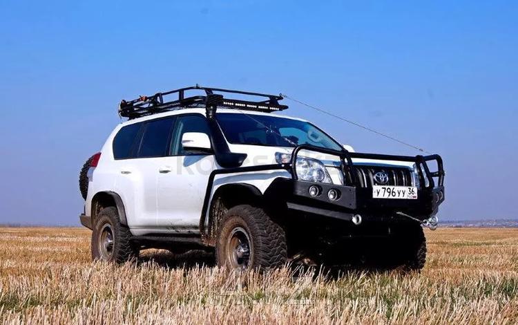 Шноркель для Toyota Prado 150 серии- T4 за 23 700 тг. в Алматы