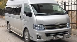 Toyota HiAce 2011 года за 9 500 000 тг. в Караганда