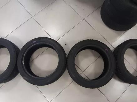 Резина зимняя, комплект, Continental 205/50 r17 (№ 962) за 70 000 тг. в Темиртау – фото 2