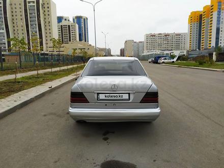 Mercedes-Benz E 200 1995 года за 1 900 000 тг. в Нур-Султан (Астана) – фото 18