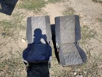 Сидение prado 95 передние за 90 000 тг. в Алматы