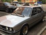 BMW 535 1981 года за 3 500 000 тг. в Нур-Султан (Астана) – фото 5
