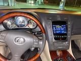 Lexus GS 300 2007 года за 5 200 000 тг. в Талдыкорган – фото 2