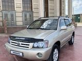 Toyota Highlander 2001 года за 6 000 000 тг. в Кызылорда – фото 3