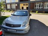 Nissan Skyline 2001 года за 1 450 000 тг. в Алматы