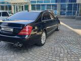 Mercedes-Benz S 550 2007 года за 5 800 000 тг. в Алматы – фото 4