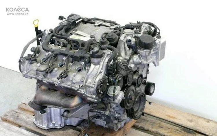 Двигатель на Mercedes GLE 400 за 750 000 тг. в Алматы