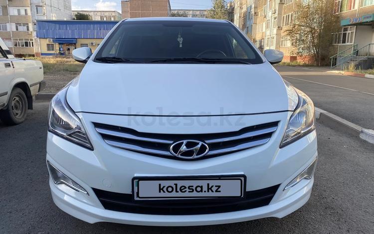 Hyundai Accent 2014 года за 4 700 000 тг. в Жезказган