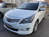Hyundai Accent 2014 года за 4 700 000 тг. в Жезказган – фото 5