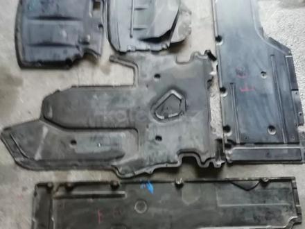 Защита двигателя BMW e60 за 111 тг. в Алматы
