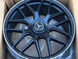 R21 диски Mercedes GL, ML, GLE, GLC, GLK за 500 000 тг. в Алматы – фото 2