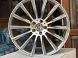 R21 диски Mercedes GL, ML, GLE, GLC, GLK за 500 000 тг. в Алматы – фото 3