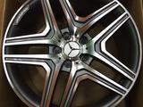 R21 диски Mercedes GL, ML, GLE, GLC, GLK за 500 000 тг. в Алматы – фото 4