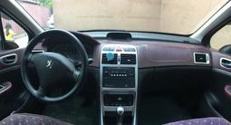 Peugeot 307 2007 года за 2 100 000 тг. в Алматы – фото 5