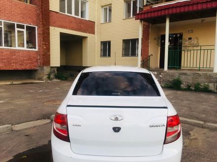 ВАЗ (Lada) 2190 (седан) 2015 года за 2 500 000 тг. в Усть-Каменогорск – фото 5