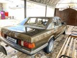 Mercedes-Benz S 280 1983 года за 2 500 000 тг. в Шымкент – фото 5