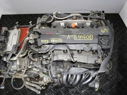 Двигатель HONDA R20A Контрактная  Доставка ТК, Гарантия за 319 200 тг. в Новосибирск